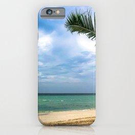 Thai Beach iPhone Case