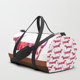 If Its Not A Dachshund Its Just A Dog ... Duffle Bag