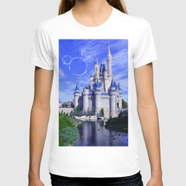 Mickey in the Sky T-shirt