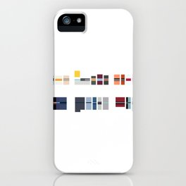 Melrose Ave iPhone Case