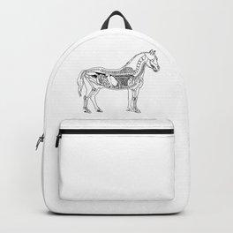 Horse (Inside) Backpack