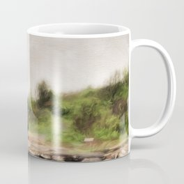 The Light Will Guide You Coffee Mug