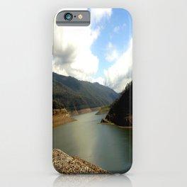 Thompson's Reservoir iPhone Case