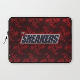 I Heart Sneakers - Dunk Edition Laptop Sleeve