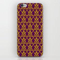 tribal pattern 3 iPhone & iPod Skin