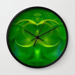 Lars from Mars ... Wall Clock