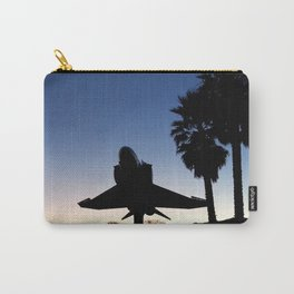 F-4 at Sunrise Carry-All Pouch