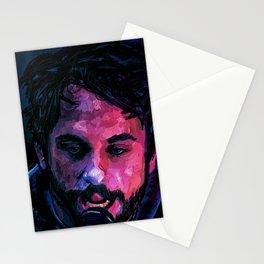 Charlie Kelly: Go F*** Yourself (original artwork) Stationery Cards