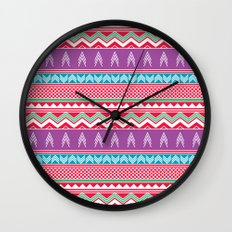 Going up? Wall Clock