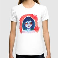 creepy T-shirts featuring Creepy by Alex Dehoff