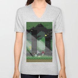 Zelda: Lost Woods Unisex V-Neck