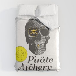Pirate Archery - X Marks the Spot Comforters