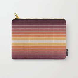 Gradient Arch - Sunset Carry-All Pouch