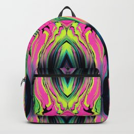 Paint Spill (Pattern 1) Backpack