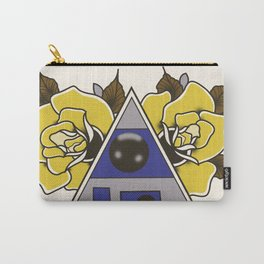 R2D2 Tattoo Flash Print Carry-All Pouch
