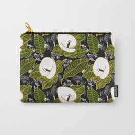 Night floral Carry-All Pouch