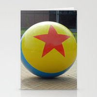 toy story Stationery Cards featuring Toy Story Ball by Jillian