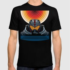 Pacific Rim LARGE Black Mens Fitted Tee