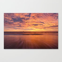 A Boat To The End Of The World Canvas Print