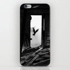 Abandoned Buildings have also Dwellers iPhone Skin