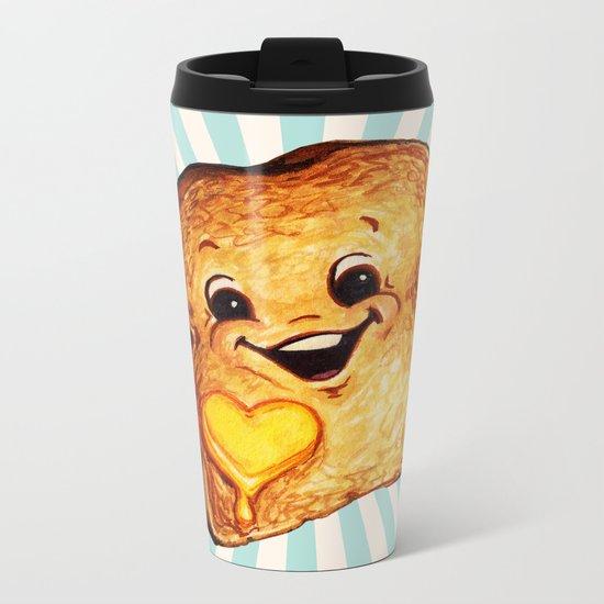 Toast Metal Travel Mug
