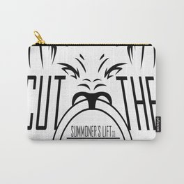 Cut The Bull Carry-All Pouch