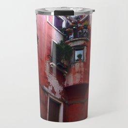 Red Villa, Rome Travel Mug