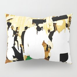 Meeting on Saturday Pillow Sham