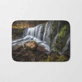 Sgwd Clun Gwyn, top section Bath Mat