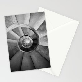 La Sagrada Familia Spiral Staircase Stationery Cards