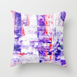 Grape Jelly Throw Pillow