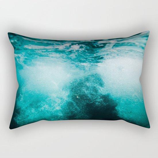 Jump in Rectangular Pillow