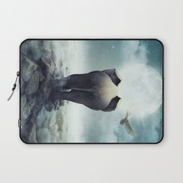 Guide You Through the Darkness Laptop Sleeve