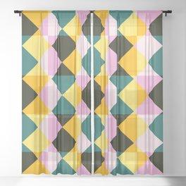 Onocentaur Sheer Curtain