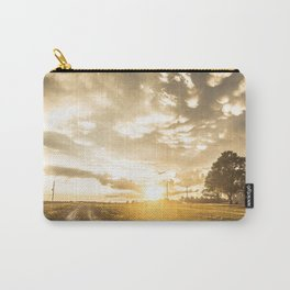 Country Fashion Carry-All Pouch