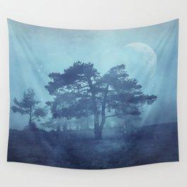 Mystic tree Wall Tapestry