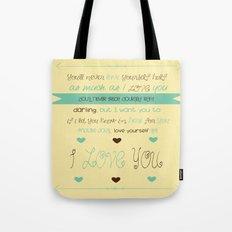 Little Things Tote Bag