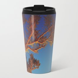 Night Trees Travel Mug