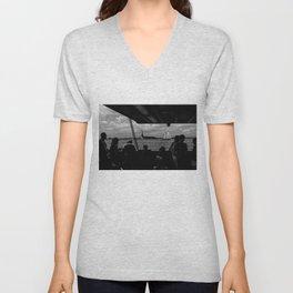 Ferry, Liberty & Silhouettes Unisex V-Neck