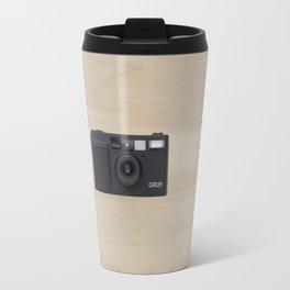 ricoh gr21 Travel Mug