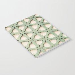 Jade Lattice Notebook