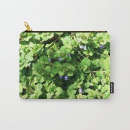 Ground Ivy 04 Carry-All Pouch