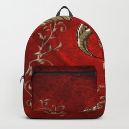 Wonderful decorative dragon Backpack