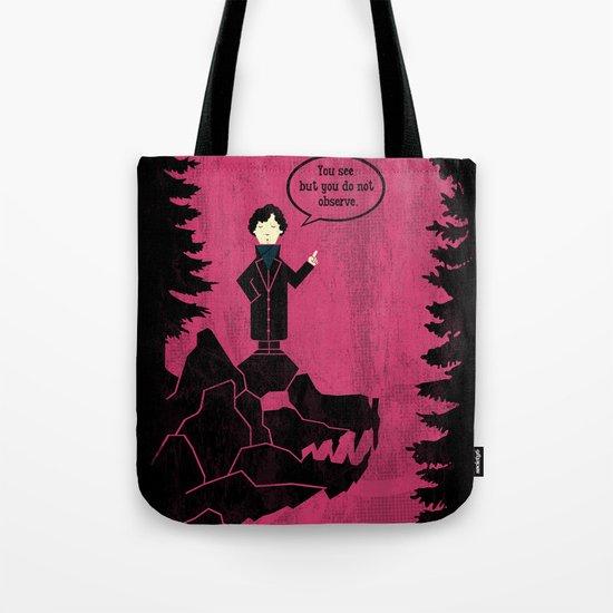 Baskervilles Tote Bag