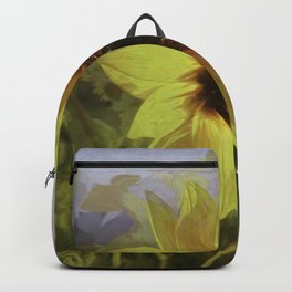 Colby Sunflower Backpack