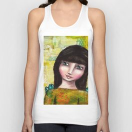 Be Confident Unisex Tank Top