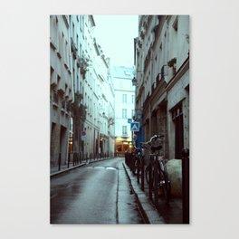 Avenues & Alleyways Canvas Print