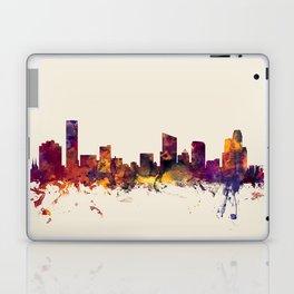 Grand Rapids Michigan Skyline Laptop & iPad Skin