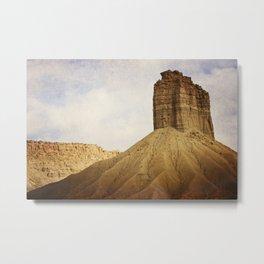Desert View 4 Metal Print