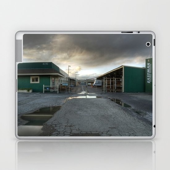Industrial Laptop & iPad Skin